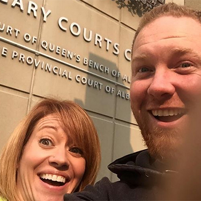 Happy DivorceSelfies