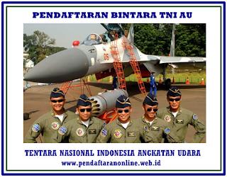 Pembukaan Pendaftaran Bintara PK Tentara Nasional Indonesia AU Pendaftaran Bintara Tentara Nasional Indonesia AU 2019-2020
