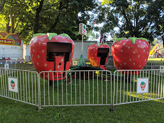 the strawberry kids ride is back