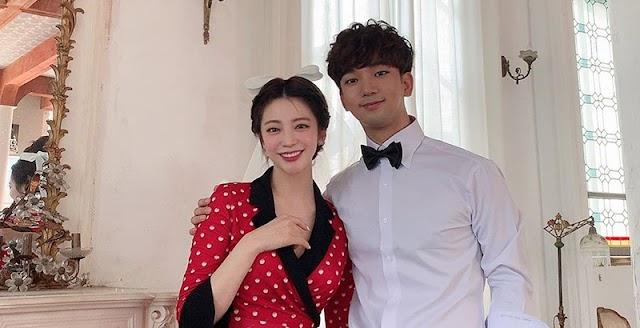 GO de MBLAQ y Choi Ye Seul revelan hermosas fotos de la sesión de fotos de la boda