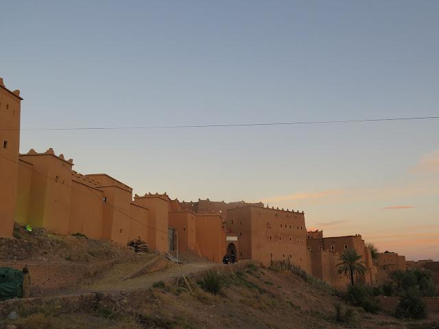 Kasbah Taourit en Ouarzazate