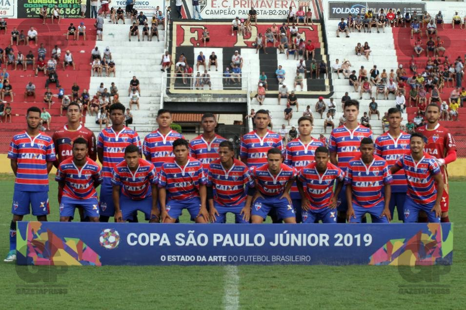 Copa São Paulo Jr 2019  Fortaleza derrota Sertãozinho e classifica ... c03700ca380f6