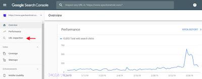 Tutorial Cara Menambahkan Situs Url|Artikel Ke Webmaster Terbaru Agar Terindeks Di Google