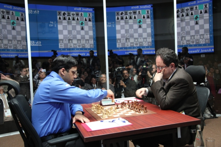Anand captures inside simply just Teen techniques of Country Champion Performance 8