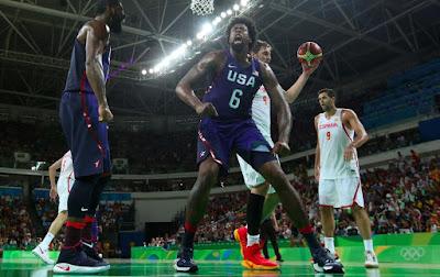 USA Men's Basketball Team Reaches Final at Rio 2016 over Spain