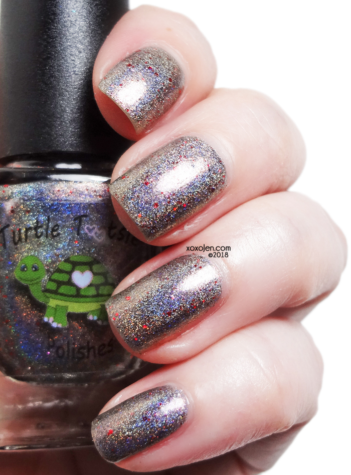 xoxoJen's swatch of Turtle Tootsie: Hold My Hammer