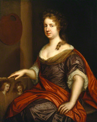 Autoportrait (1665), Mary Beale