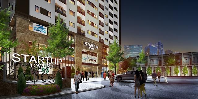 dự án Satrtup Tower