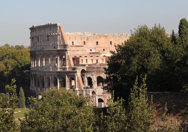 Rooman suosituimmat nähtävyydet 16