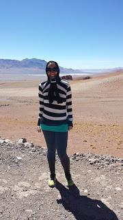 Monjes de La Pacana Atacama