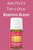 Top 5 essential oils for natural sleep assistance RC | Hot Pink Crunch