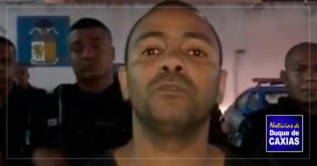 Ex-PM sofre sequestro-relâmpago e é levado para comunidade em Duque de Caxias