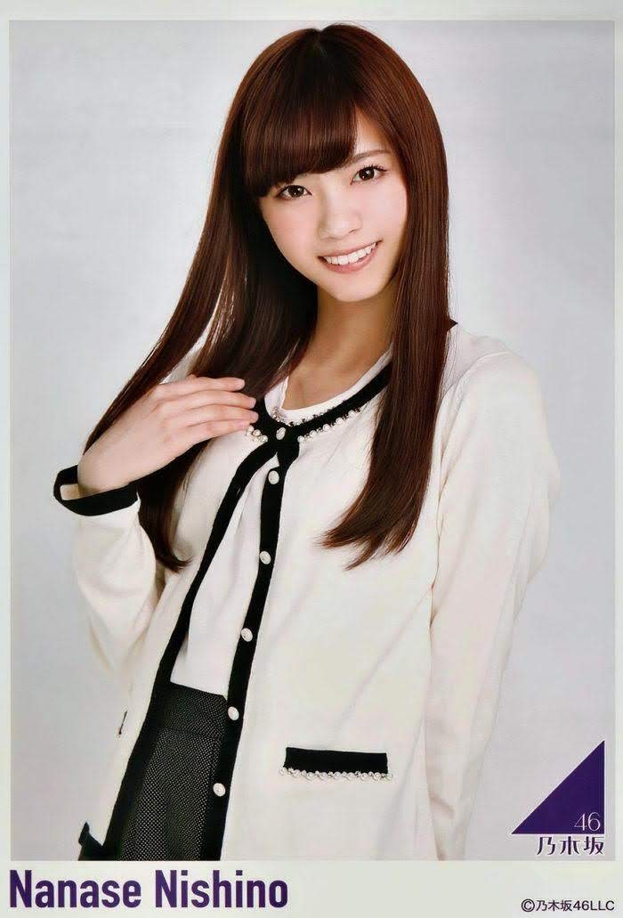 [Cards] Nanase Nishino 西野七瀬 - Memorial Postcard Collection Box 871