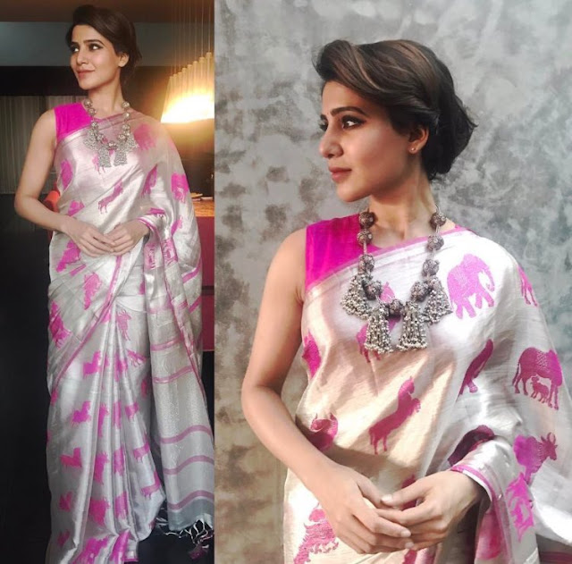 Actress Samantha Latest Photos