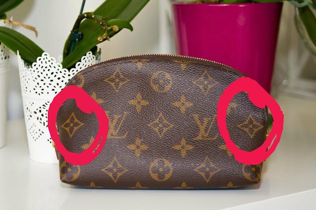 kosmetyczka Louis Vuitton oryginalna vs podróbka
