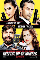 Keeping Up With The Joneses 2016 English 720p BRRip Full Movie Download
