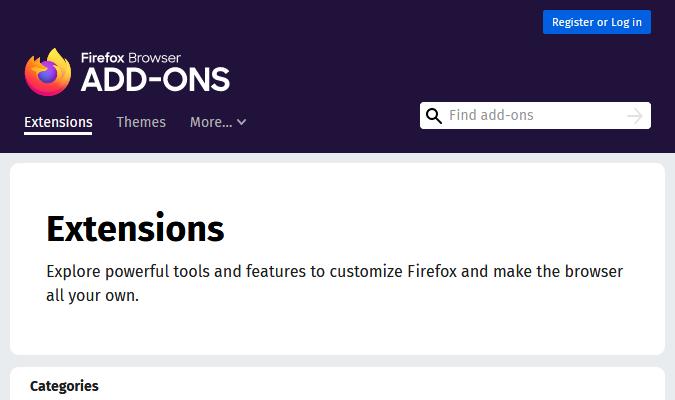 firefox add ons market