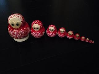 Série poupées russes classiques