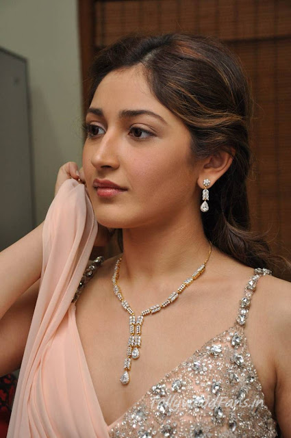 Shivaay Movie Actress/Heroine - Sayesha Saigal Images, Pictures
