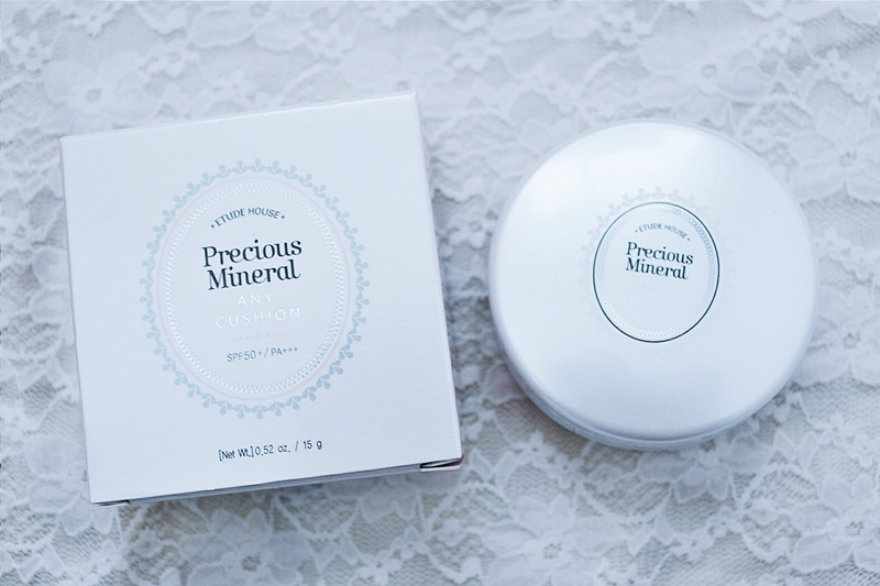 Etude House Precious Mineral BB Any Cushion Review