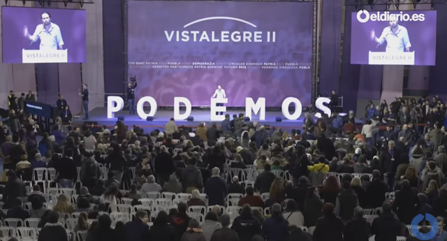 Récord de participación en Podemos: 150.000 personas ya han votado