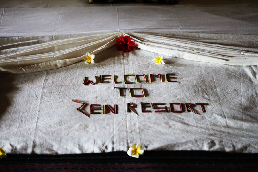 welcome to zen resort