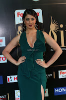 Laxmi Rai in a Deep neck Beautiful Green Gown Cute Actress Laxmi Rai ~  051.JPG