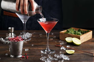 Cosmopolitan Recipe Without Alcohol