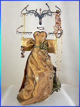 jewelry mannequin dress stand