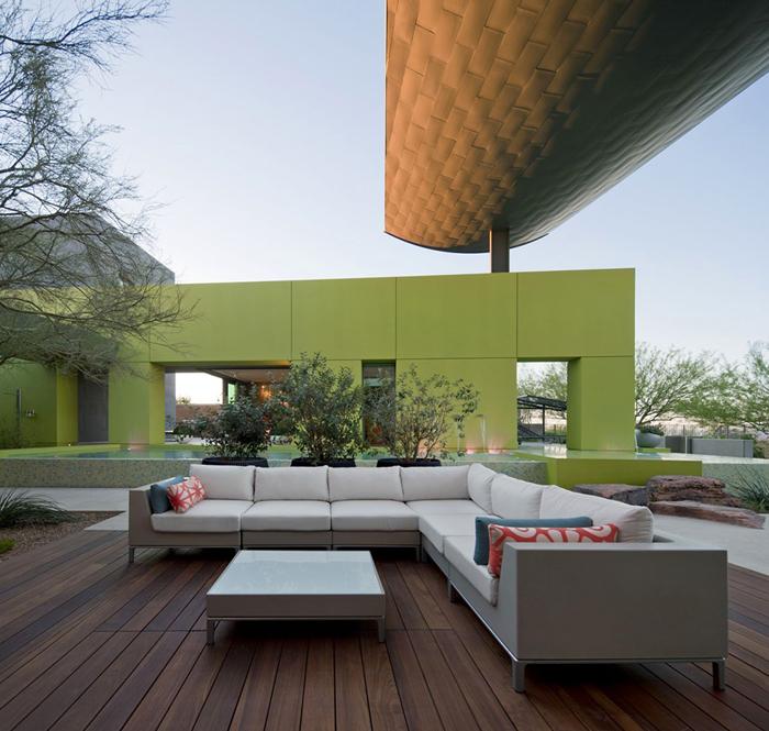 Casas minimalistas y modernas las terrazas modernas i for Casa minimalistas