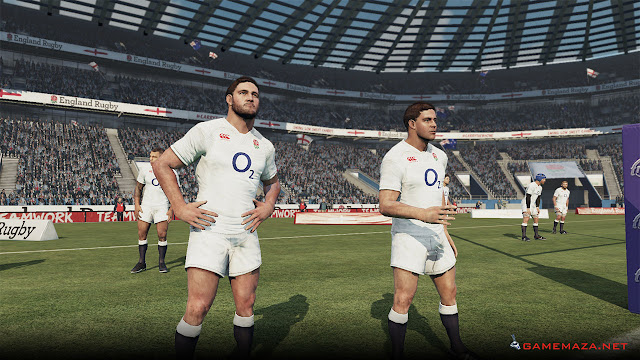 Rugby World Cup 2015 Gameplay Screenshot 4