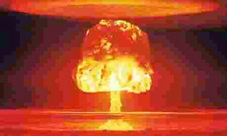 Bible Prophecy Will Nuclear Bomb Strike Us-Photo Dept of Energy Public Domain