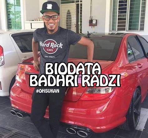 Biodata Badri Radzi (Piya)