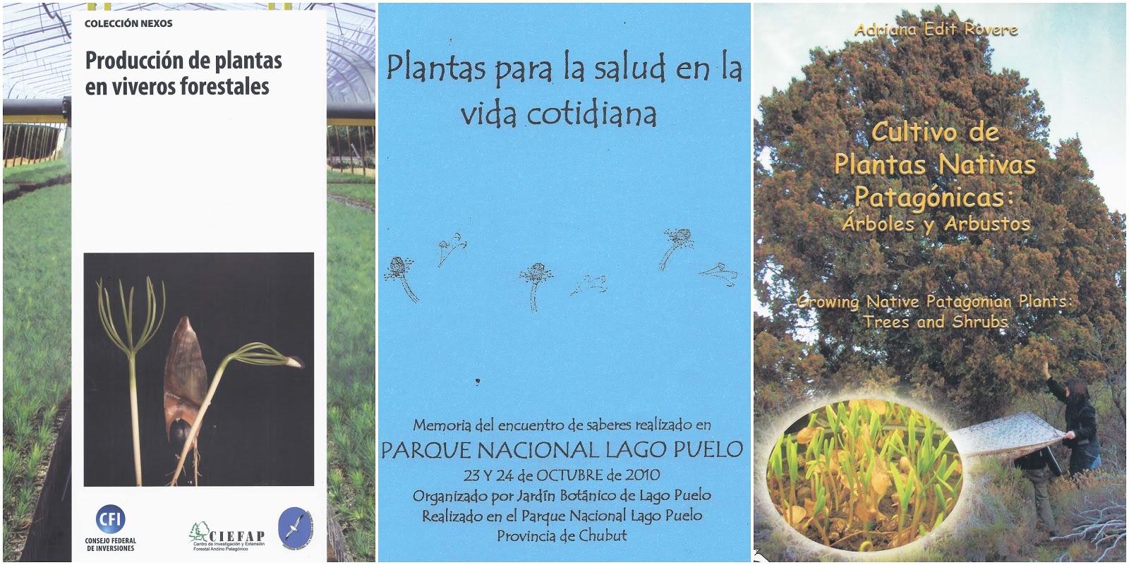 Bibliobosques for Libro viveros forestales
