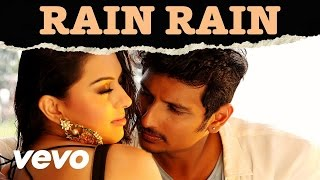 Pokkiri Raja – Rain Rain Go Go Lyric _ Jiiva, Hansika Motwani _ D. Imman