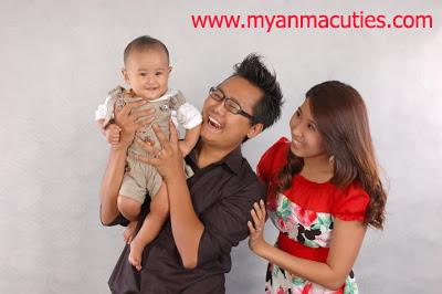 Singer Moe Moe' Family