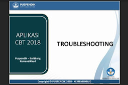 Panduan Troubelshooting UNBK 2018