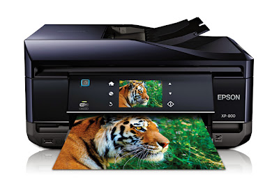 Download Epson XP-800 Small-in-One All-in-One printer Printers Driver and instructions installing