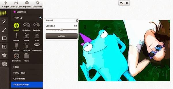 BeFunky - Editor de fotos online