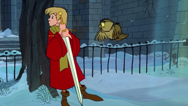 Το Σπαθί του Βασιλιά Αρθούρου (1963)