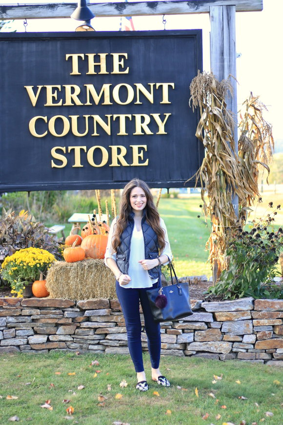 Visiting the Vermont Country Store