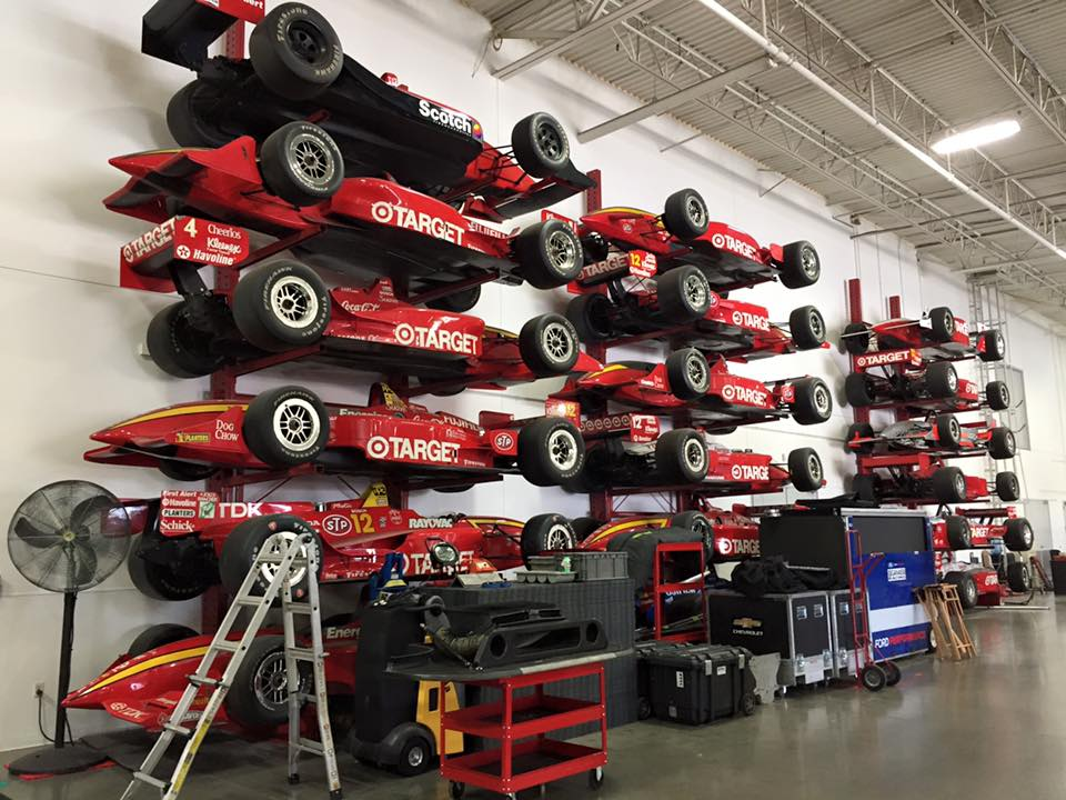 Just A Car Guy: How to store all your old race cars