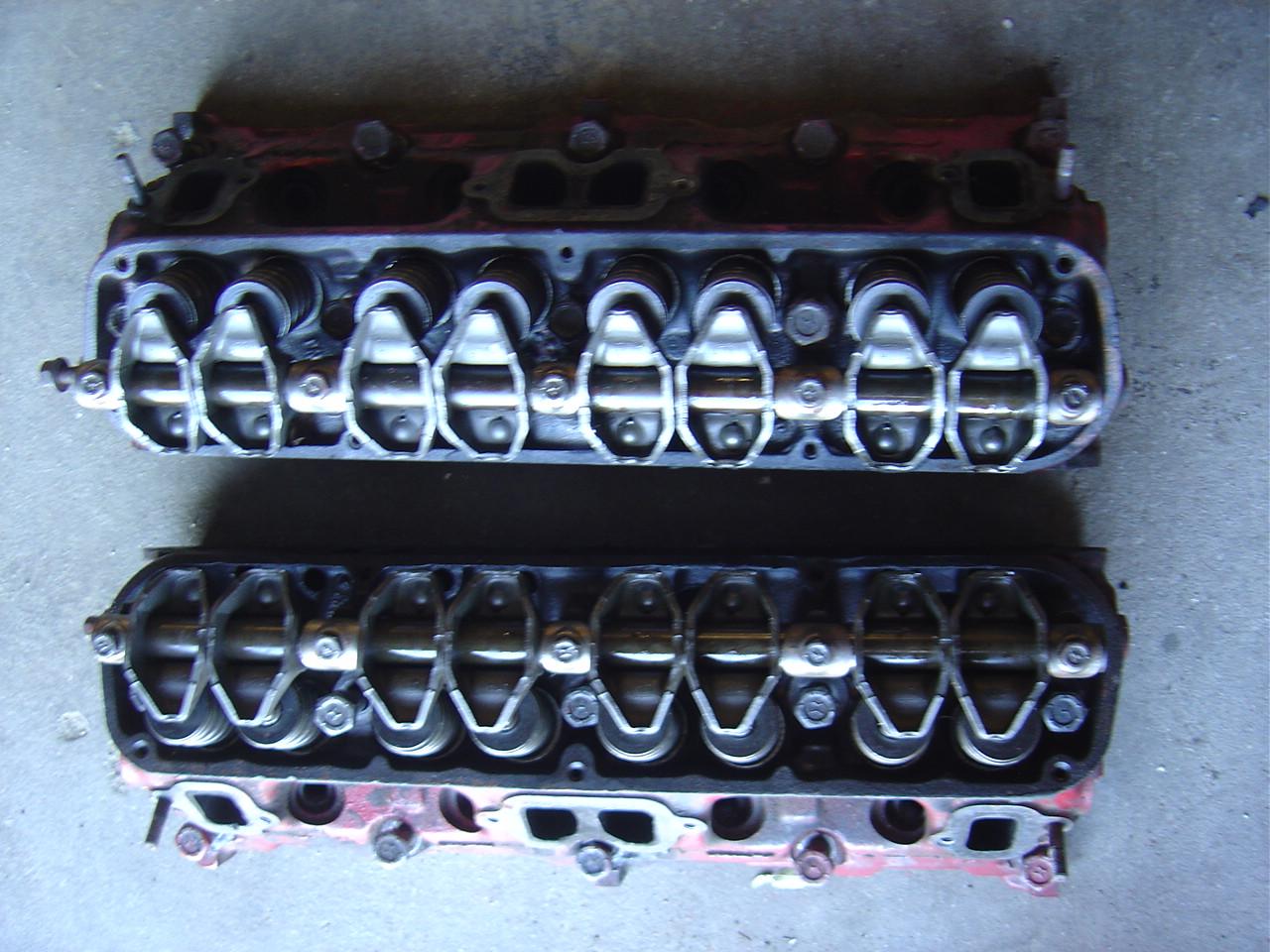 Al's Rapid Transit: Mopar '675' Casting 318 Cylinder Heads