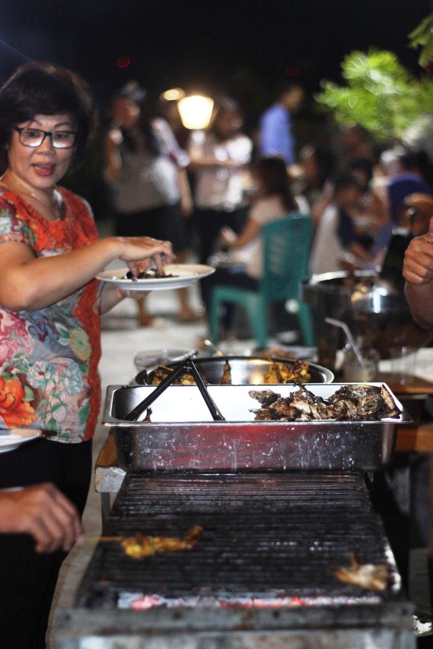 Menikmati Barbeque Lengkap pada Malam Tahun Baru di Meotel Kebumen Hanya Rp 50 Ribu
