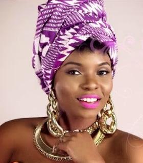 Yemi Alade BET 2015