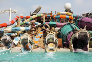 40+ Great Waterparks in the UK