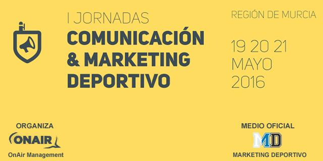 I Jornadas de Comunicación y Marketing Deportivo