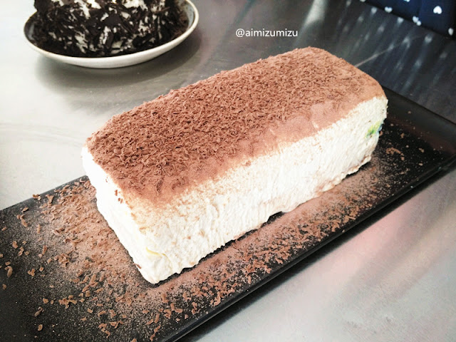 tiramisu with lady finger