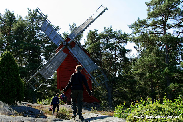 Windmill in Aland