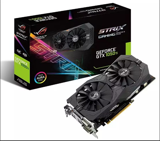 REVIEWING THE ASUS STRIX GEFORCE GTX 1050 TI AND WHY YOU SHOULD HAVE IT